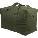 Olive Drab Military Parachute Cargo Bag