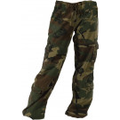 Woodland Camouflage Vintage Paratrooper BDU Fatigues (Womens)