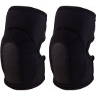 Black Neoprene Protective Slip-On Elbow Pads