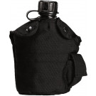 Black Enhanced Nylon 1 Quart Canteen Cover