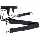 Black Military 3 Point Rifle Sling