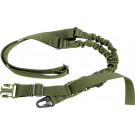 Olive Drab Military Tactical Single Point Rifle Sling