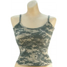 ACU Digital Camouflage Casual Womens Tank Top