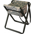 ACU Digital Camouflage Portable Folding Deluxe Stool