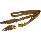 Coyote Brown 2-Point Military Tactical Rifle Sling