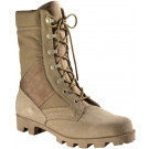 Desert Tan Military Speedlace Leather Panama Sole Jungle Boots