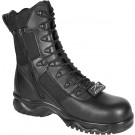 Black Forced Entry Side Zipper Composite Toe Military Tactical Boots