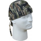 Tiger Stripe Camouflage Biker Headwrap Bandanna/Do-Rag
