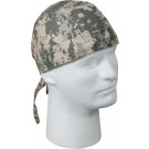 ACU Digital Camouflage Biker Headwrap Bandanna/Do-Rag