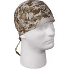 Desert Digital Camouflage Biker Headwrap Bandanna/Do-Rag