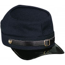 Navy Blue Civil War Union Army Style Military Replica Kepi