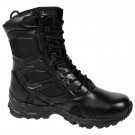 Black Forced Entry Deployment Tactical Combat Boots