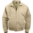 Khaki Military Concealed 3 Season Tactical Carry Jacket