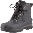 Black Venturer Waterproof Cold Weather Hiking Boots