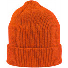 Blaze Orange Military Winter Beanie Hat Acrylic Watch Cap USA Made