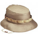 Khaki Military Wide Brim Jungle Hat