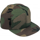 Kid's Woodland Camouflage Low Profile Adjustable Cap