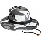 City Camouflage Military Wide Brim Boonie Hat