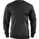Black Tactical Long Sleeve Military T-Shirt