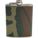 Camouflage Stainless Steel Hunting Flask Canteen