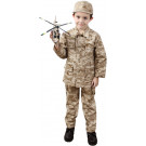 Desert Digital Camouflage Kids Military BDU Pants