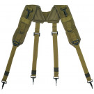 Olive Drab H Style LC-1 Suspenders