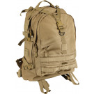 Coyote Tan Military MOLLE Large Transport Assault Pack Backpack