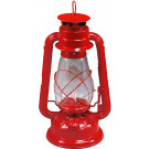 "Red Outdoor Camping Kerosene Lantern (12"")"
