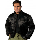 Black Military Air Force CWU-45P Tactical Flight Jacket