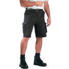 Black Tactical 7 Pocket EMT EMS Cargo Shorts