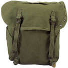 Olive Drab Canvas Butt Pack