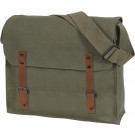 Olive Drab Military Canvas Medic Shoulder Bag