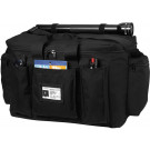 Black Police Equipment Gear Bag