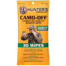 Camo-Off Pre Moistened Camouflage Face Paint Remover Wipes