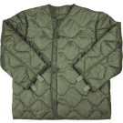 Olive Drab Military M-65 Tactical Field Jacket Liner