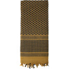 Coyote Brown Shemagh Heavyweight Arab Tactical Desert Keffiyeh Scarf