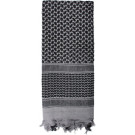 Charcoal Grey Shemagh Heavyweight Arab Tactical Desert Keffiyeh Scarf