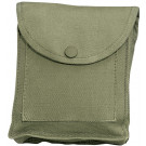Olive Drab Heavy Duty Canvas Mini Utility Work Pouch