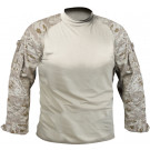 Desert Digital Camouflage Military Heat Resistant Tactical Lightweight Combat Shirt