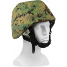 Woodland Digital Camouflage Military Combat Helmet Cover