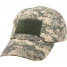 ACU Digital Camouflage Military Low Profile Adjustable Tactical Operator Cap