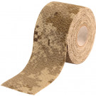 Desert Digital Camouflage McNett Self-Cling Form Tape