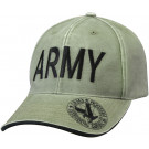 Olive Drab Military Army Deluxe Low Profile Adjustable Cap