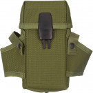 Olive Drab M-16 Clip Pouch