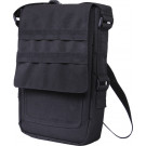 Black Military MOLLE Tactical Tech Pad Shoulder Bag