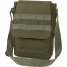 Olive Drab Military MOLLE Tactical Tech Pad Shoulder Bag