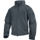 Gun Metal Grey Military Special Operations Tactical Soft Shell Jacket