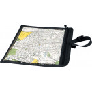 Black Waterproof Nylon Map and Document Case