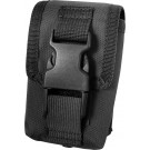 Black MOLLE Strobe GPS Compass Pouch