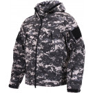 Subdued Urban Digital Camo Military Special Operations Tactical Soft Shell Jacket